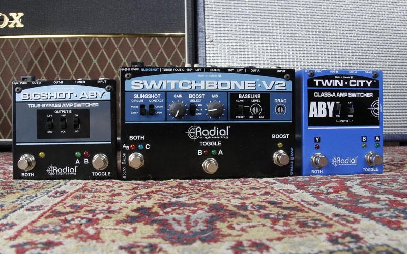 Radial Bigshot | Switchbone | Twin-City