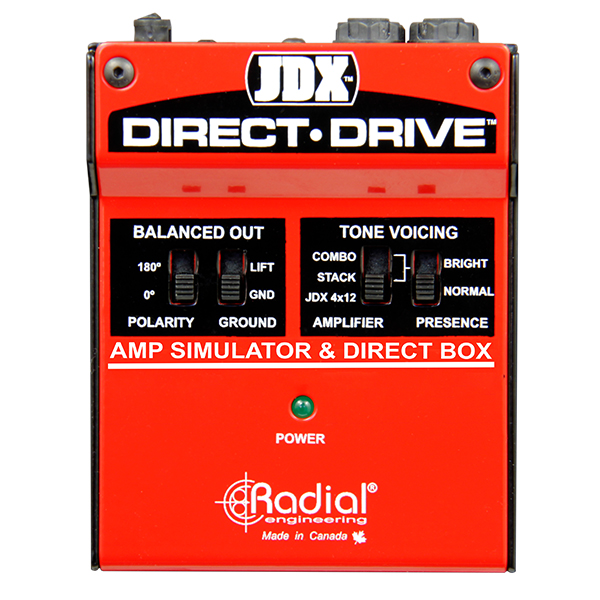 JDX Direct-Drive