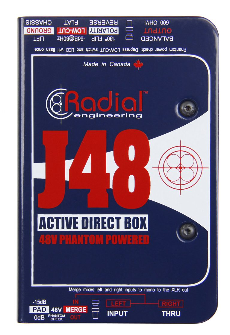 J48 Faq Radial Engineering One Pickup Wiring Telecaster Guitar Forum Previous