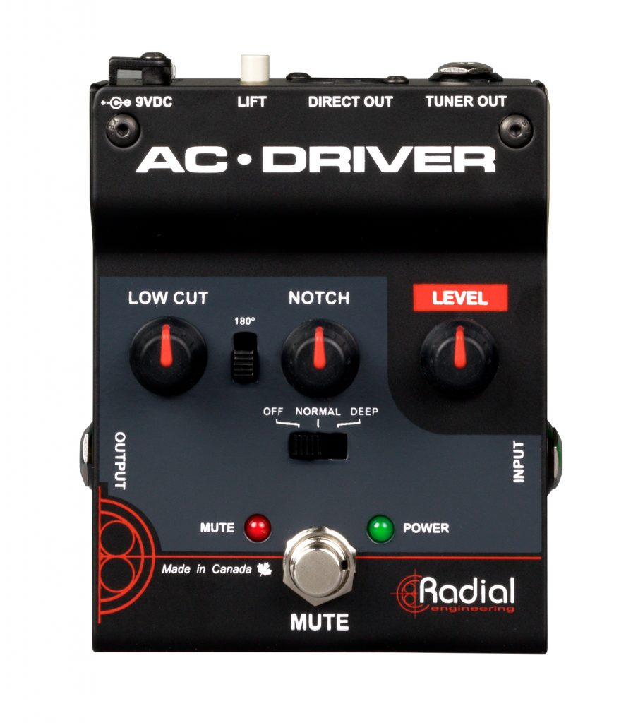Radial AC Driver front