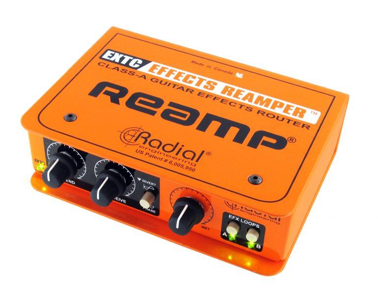 EXTC-SA - Radial Engineering