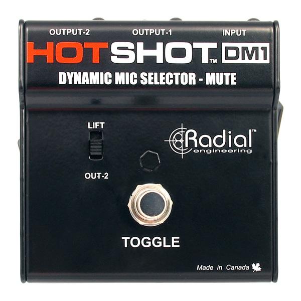 HotShot DM-1