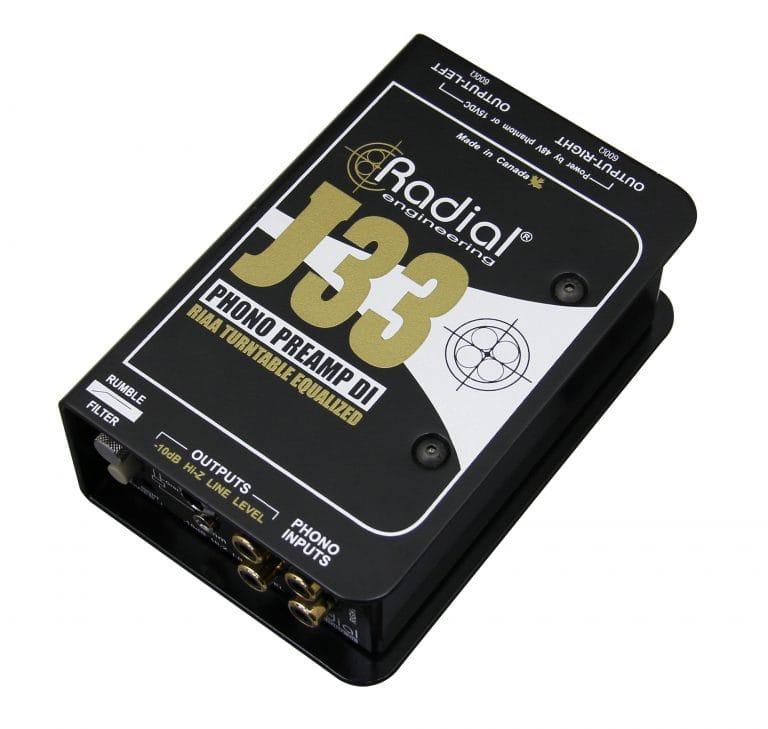 J33 - Radial Engineering