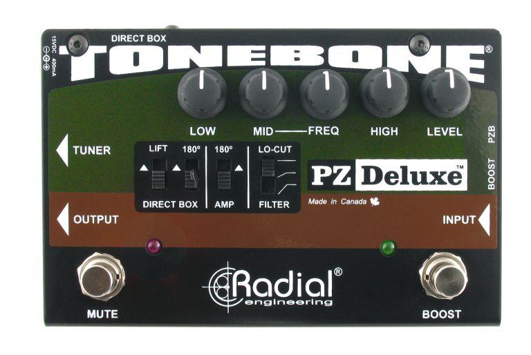 PZ-Deluxe - Radial Engineering