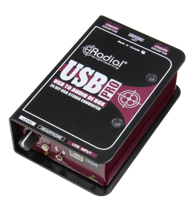 USB-Pro - Radial Engineering