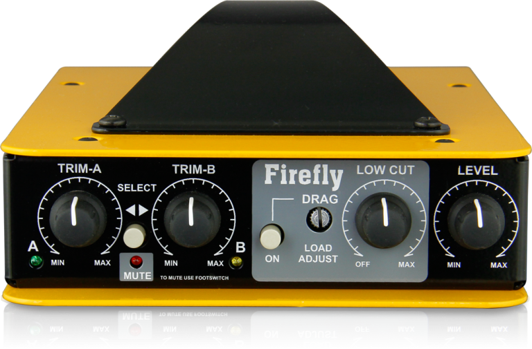Firefly - Studio Quality Direct Box | Radial Engineering