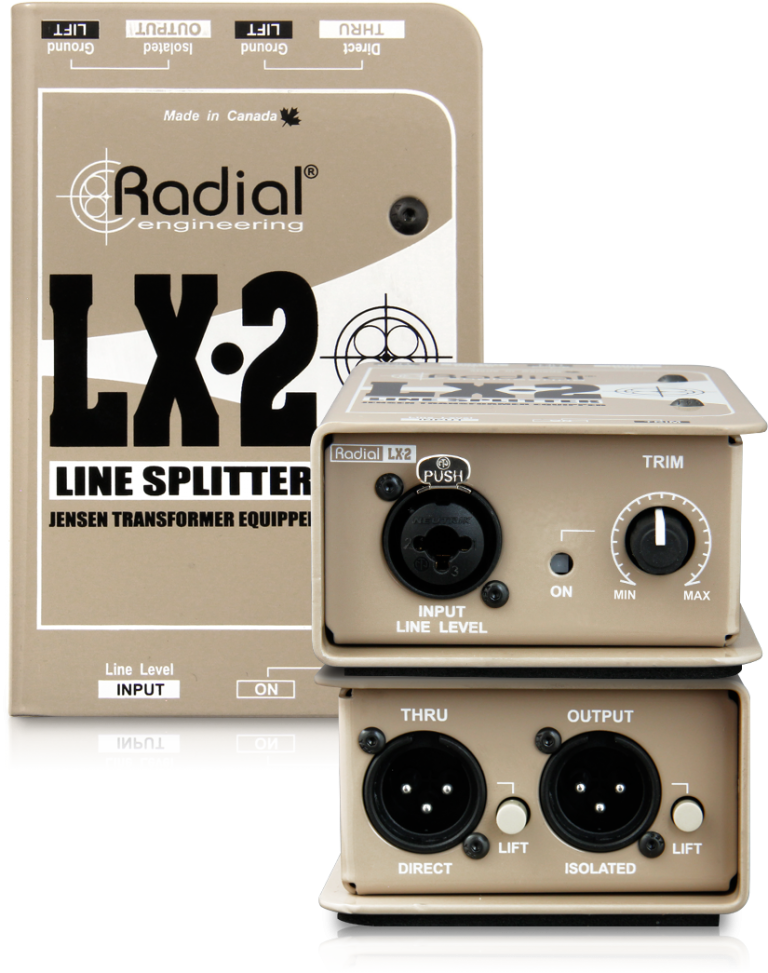 LX-2 - Radial Engineering