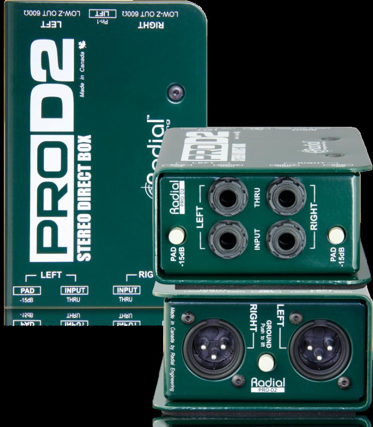 ProD2 - Radial Engineering