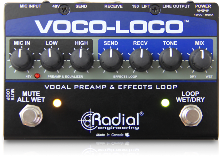 Voco Loco Radial Engineering