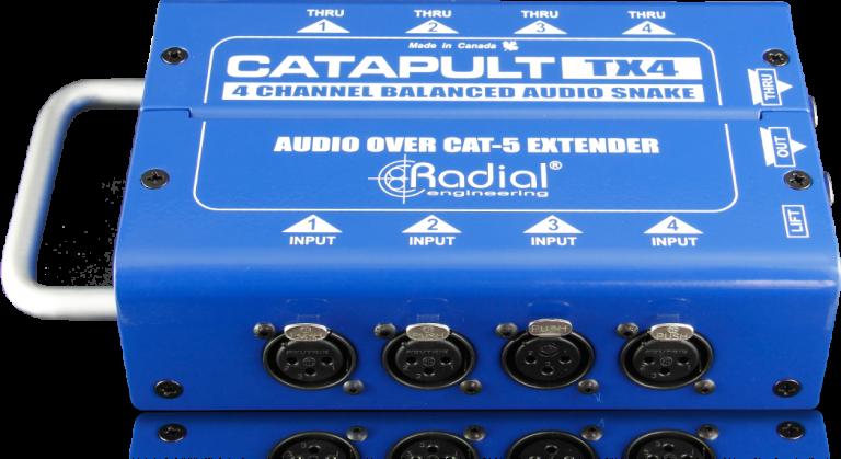 Catapult - Radial Engineering on