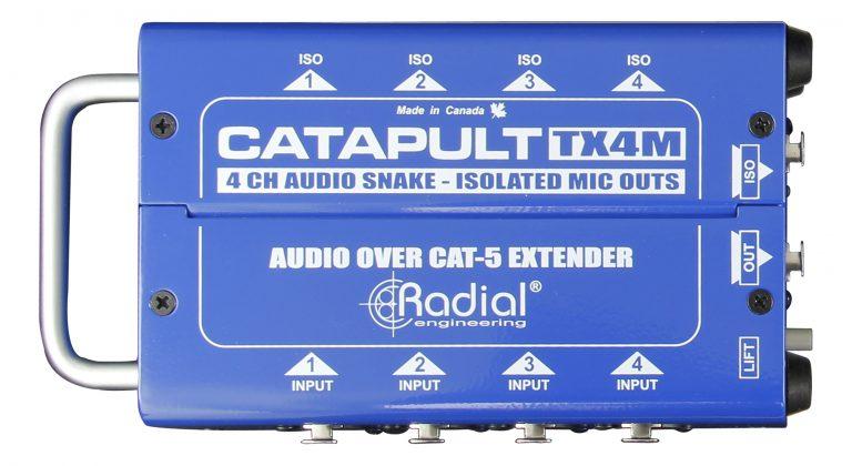 Catapult - Radial Engineering