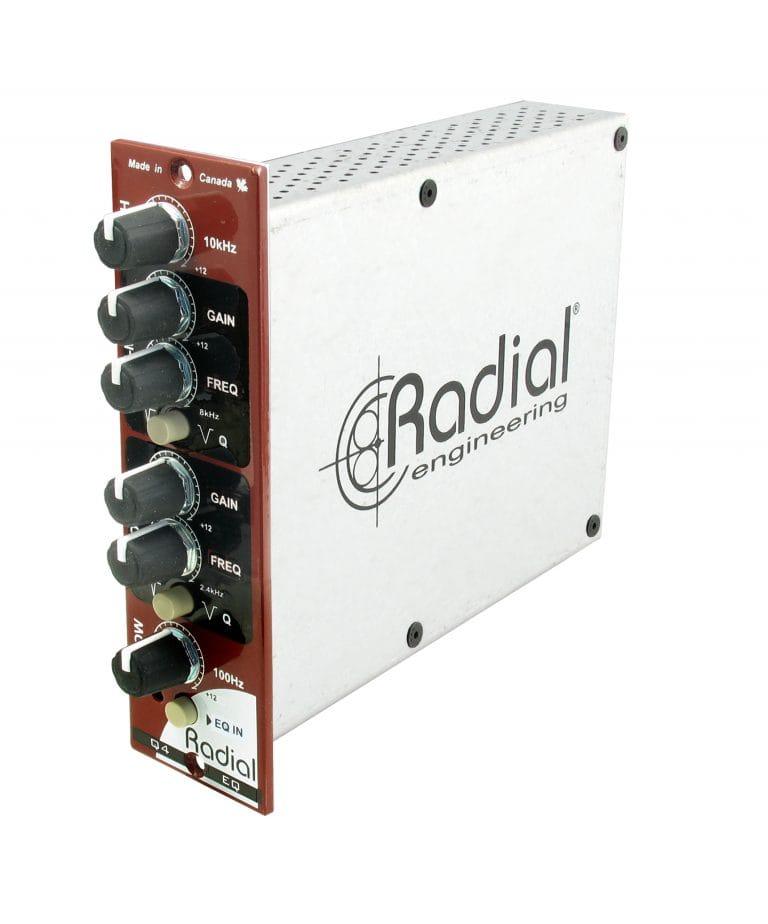 Q4 - Radial Engineering