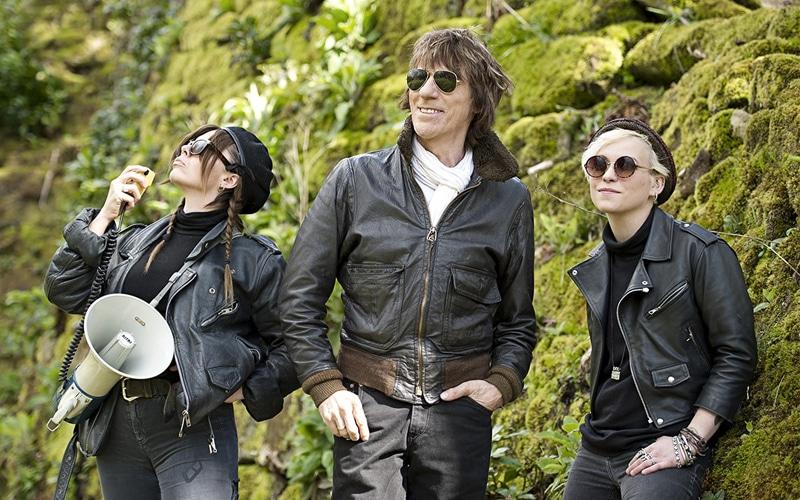 Jeff Beck Bones