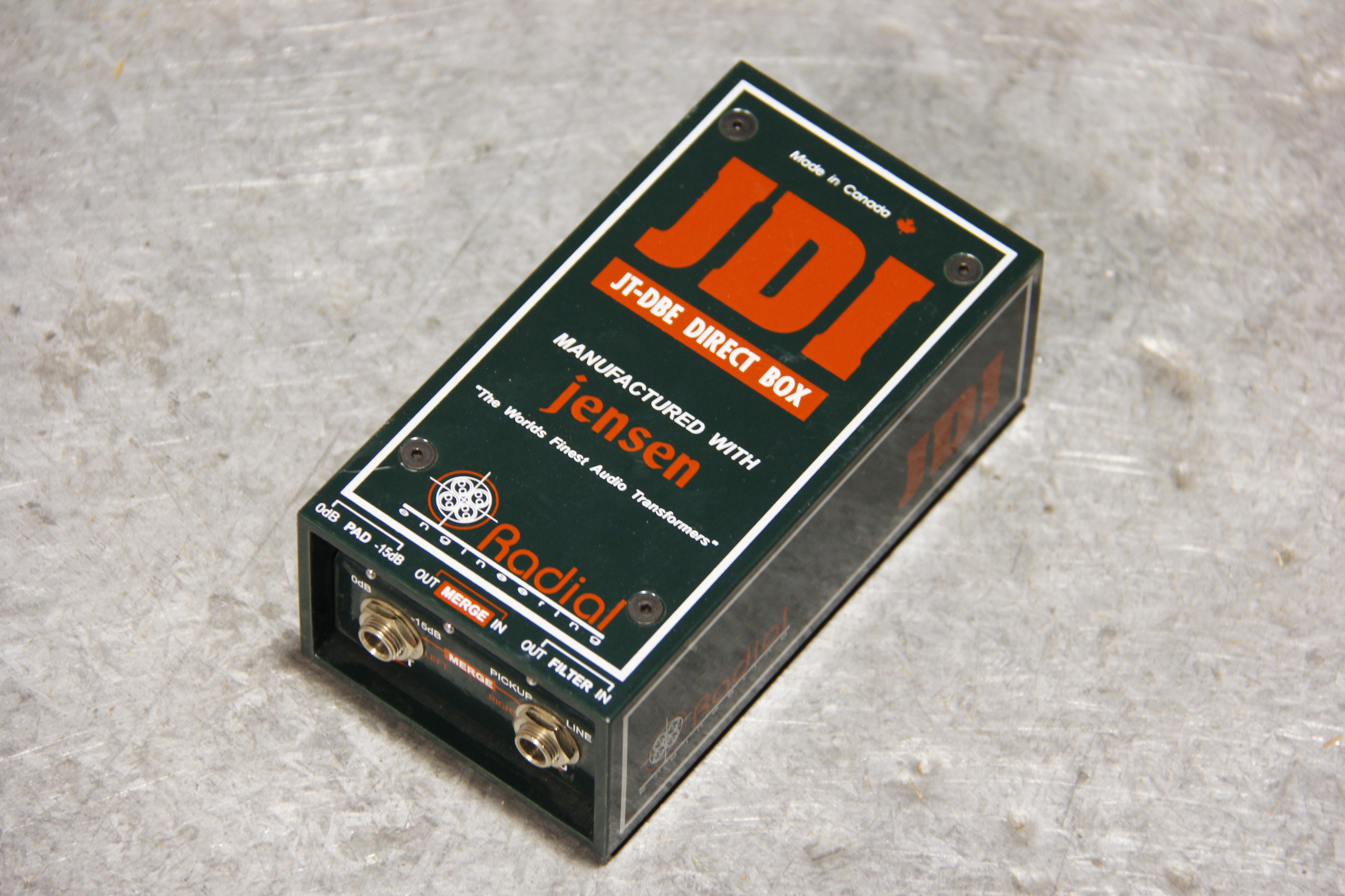 JDI RADIAL ENGINEERING