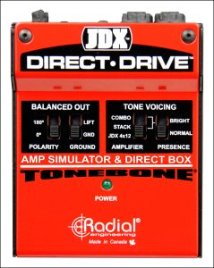 JDX direct drive