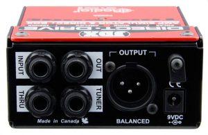 Jdx direct drive inputs outputs