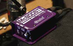 Radial McBoost recording review