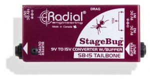 Stagebug SB15 15 volt
