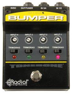 Tonebone Bumper Radial Blog