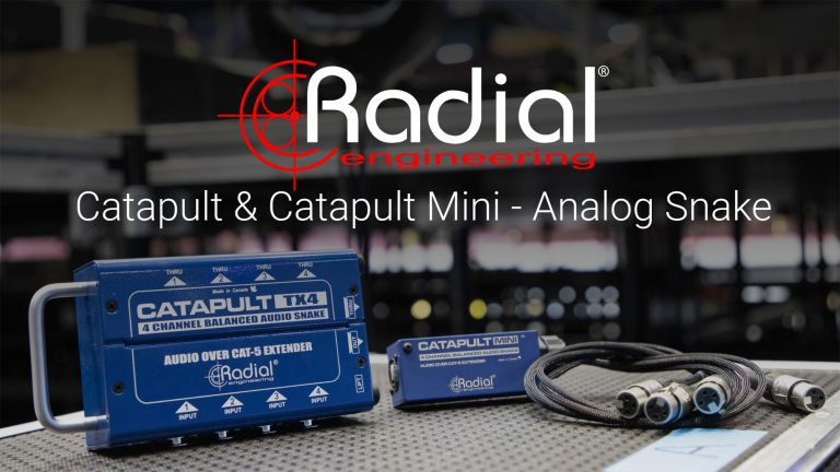 Radial Catapult and Catapult Mini