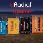Reamp boxes pro-rmp x-amp jcr EXTC-SA