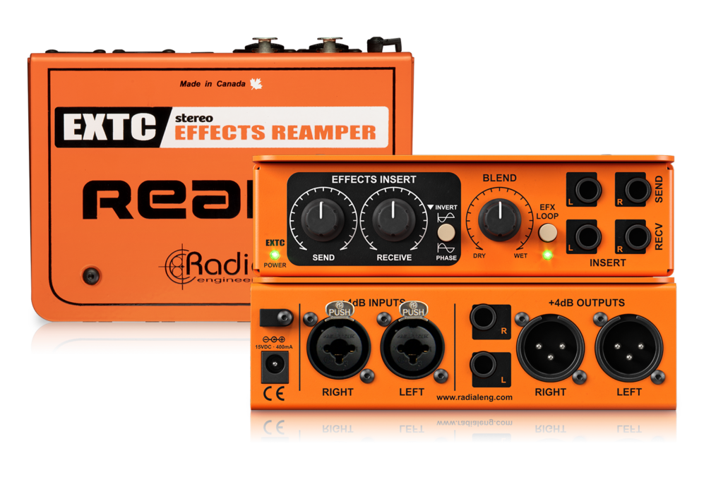 Radial EXTC Stereo all angles