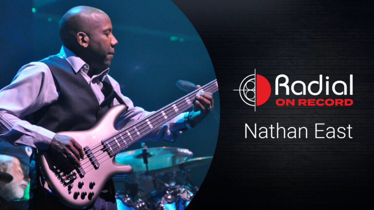 Radial on Record | Nathan East