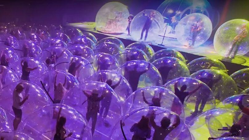 live music returns: Flaming Lips