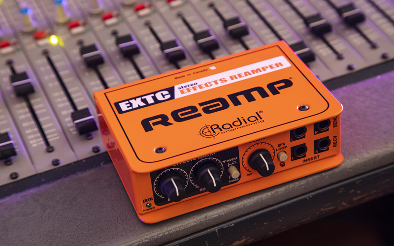 EXTC Stereo Stereo Reamper